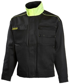 Dimex 644 Jacket Black/Yellow 2XL