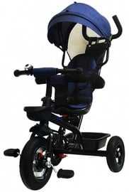 Tesoro BT-10 Baby Tricycle Black Navy Blue