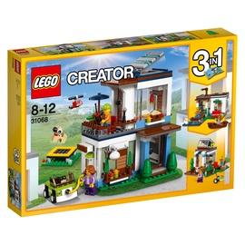 Konstruktor LEGO Creator Modular Modern Home 31068