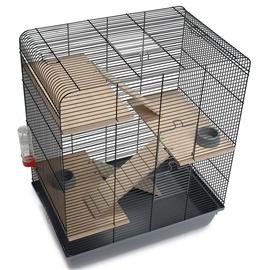 Клетка для грызунов VLX Gordy, 580 мм x 710 мм x 380 мм
