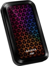 Жесткий диск (внешний) ADATA SE770 RGB USB3.2 512GB
