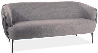 Диван Signal Meble Lenox 3 Grey, 79 x 176 x 74 см