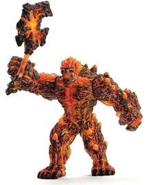 Schleich Eldrador Lava Golem With Weapon 42447