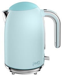 Swan Quiet Boil Jug Kettle Peacock