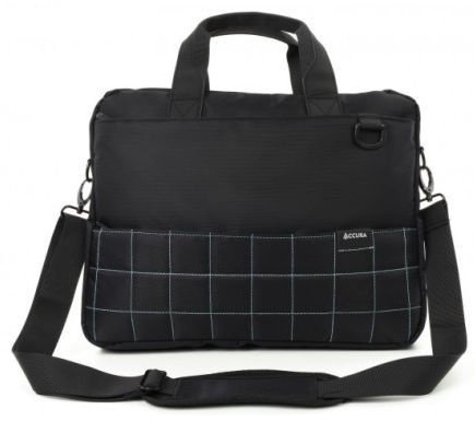 Accura Liam Notebook Bag 15.6'' Black