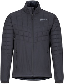 Marmot Mens Featherless Hybrid Jacket Black XL