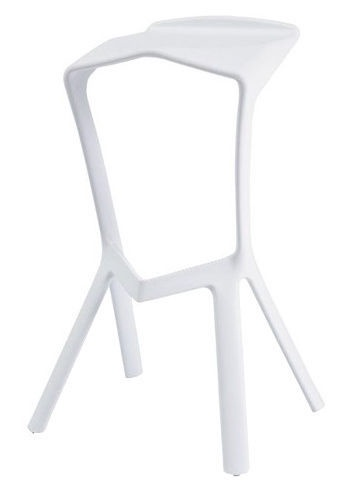 Signal Meble Volt Bar Stool White