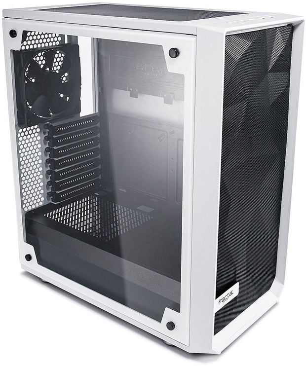 Fractal Design Meshify C Mid Tower ATX White