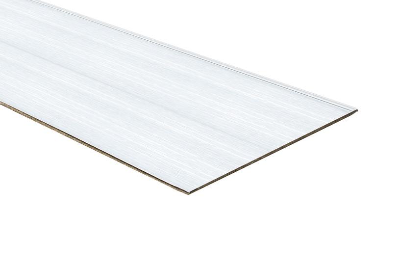 Omic MDF Wall Panel Standard 260x14.8cm White