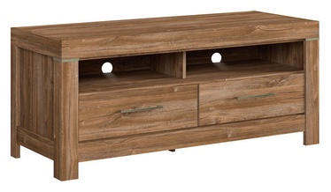ТВ стол Black Red White Gent Stirling Oak, 1385x540x600 мм