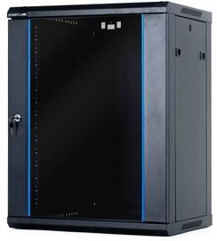 Digitalbox Start.Lan Rack Cabinet 15'' 22U Black
