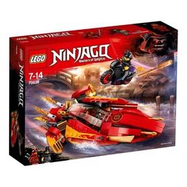 Konstruktor LEGO Ninjago, Katana V11 70638