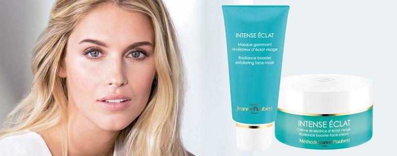 Veido kaukė Jeanne Piaubert Intense Eclat Radiance Booster Exfoliating Face Mask, 75 ml