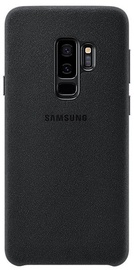 Samsung Alcantara Back Cover For Samsung Galaxy S9 Plus Black