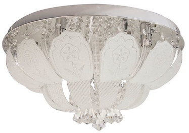 Verners Hloy7 Ceiling Lamp 7x40W E14 + LED Chrome