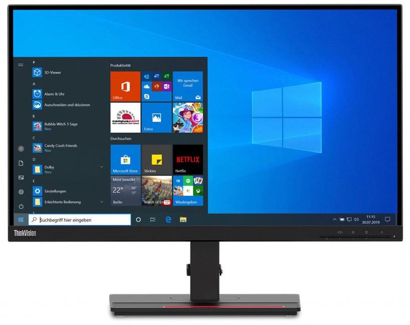 "Monitorius Lenovo ThinkVision T24h-20, 23.8"", 4 ms"