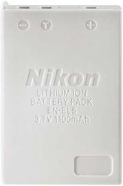 Nikon EN-EL5 Lithium-Ion Battery 1100mAh