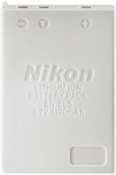 Nikon EN-EL5 Lithium-Ion Battery 1100mAh