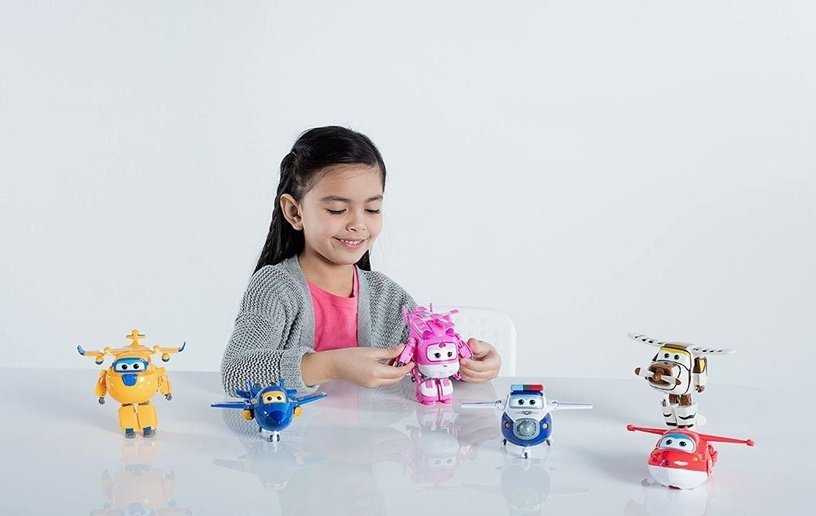 Auldey Super Wings Transforming Donnie 12.5cm 710220