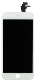 Apple LCD Display For Apple iPhone 6 Plus White