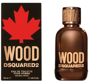 Parfüümid Dsquared2 Wood Pour Homme 50ml EDT
