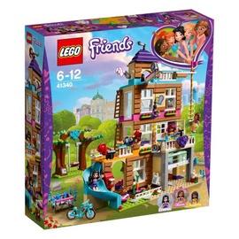 Konstruktorius LEGO Friends,  Draugystės namai 41340