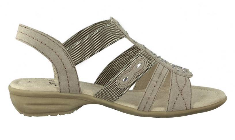 Softline Sandals 8/8-28163/22 Taupe 39