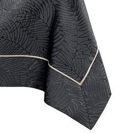 AmeliaHome Gaia Tablecloth PPG Dark Grey 140x200cm