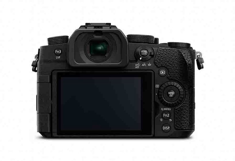 Panasonic LUMIX DC-G90 + 12-60 mm Black