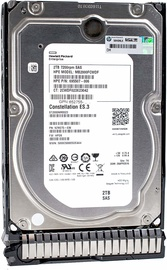 HP Enterprise 2TB 6G SAS 7.2K 3.5''