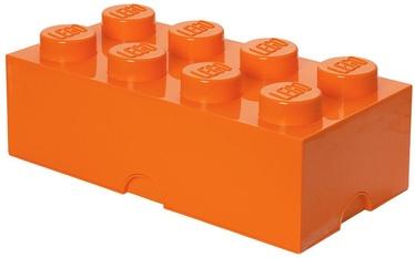 LEGO Storage Brick 8 Large Orange