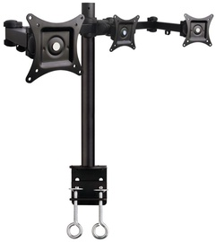 """Televizoriaus laikiklis ART Universal Triple Desk Monitor Arm 13-20"""""""