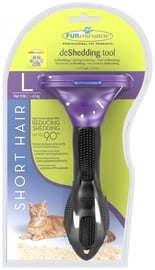 Furminator Short Hair Large Cat