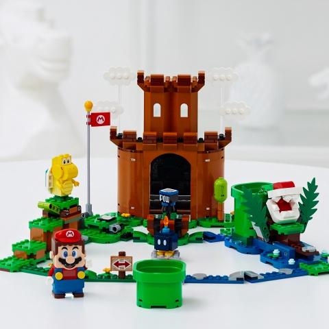 Конструктор LEGO®Super Mario 71362 tbd-leaf-3-2020