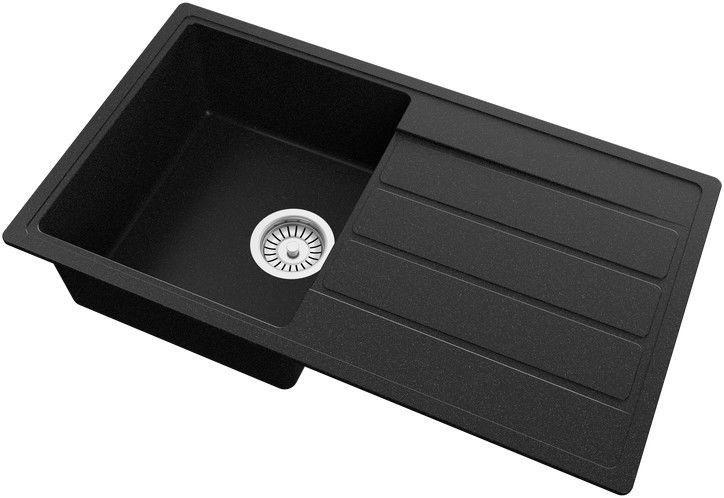 Teka Comfort 45 B-TQ Sink Onyx
