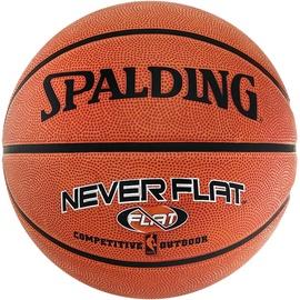 Krepšinio kamuolys Spalding NBA Neverflat Outdoor, dydis 7