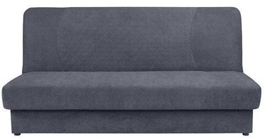 Black Red White Hop 3K Couch Dark Grey