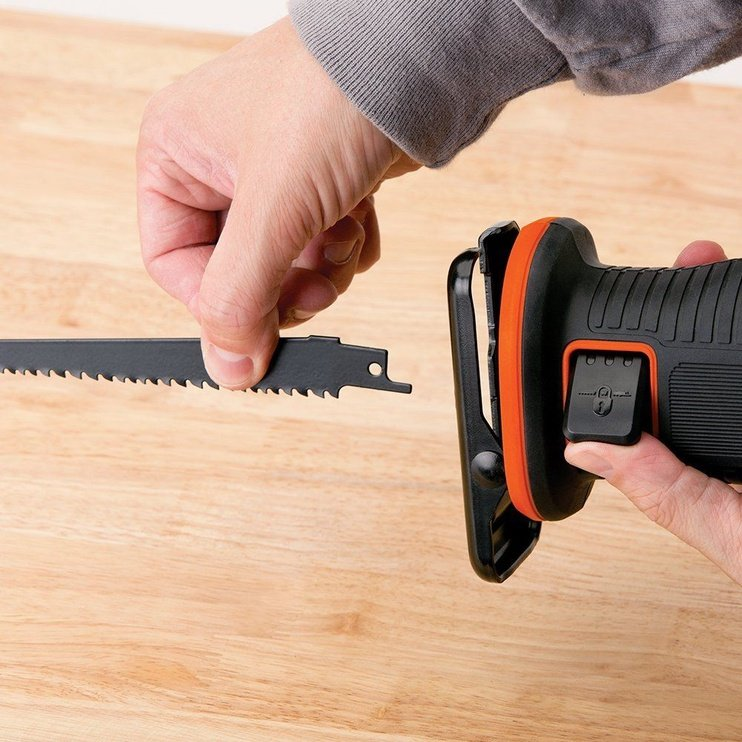 Black & Decker BDCR18N Reciprocating Saw without Battery
