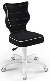 Детский стул Entelo Petit Size 3 JS01 White/Black, 335x300x775 мм