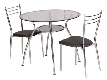 Signal Meble Finjeza Table Silver