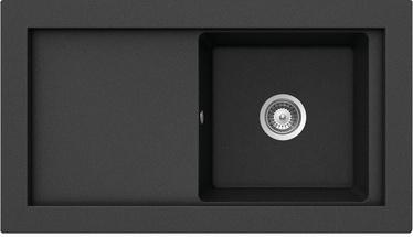 Teka Aura 45B TG Sink Carbon