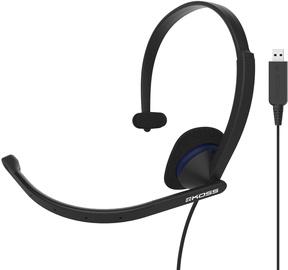 Koss CS195-USB On Ear Headphones Black