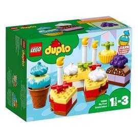 Konstruktorius LEGO Duplo, Mano pirmoji šventė 10862