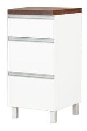 Bodzio Sandi Kitchen Cabinet 40 White