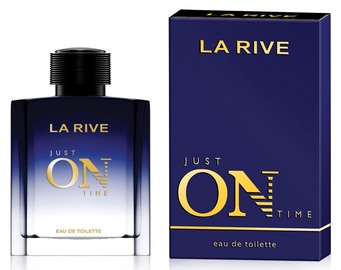 Tualetes ūdens La Rive Just On Time 100ml EDT