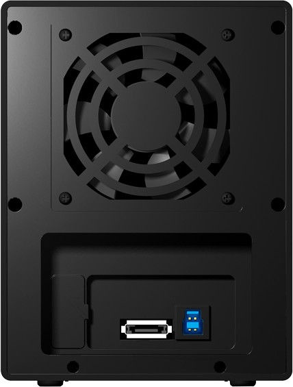 "ICY BOX 4 bay RAID System for 3.5"" USB 3.0 / eSATA"