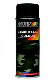 Краска Motip Camouflage, 400 л