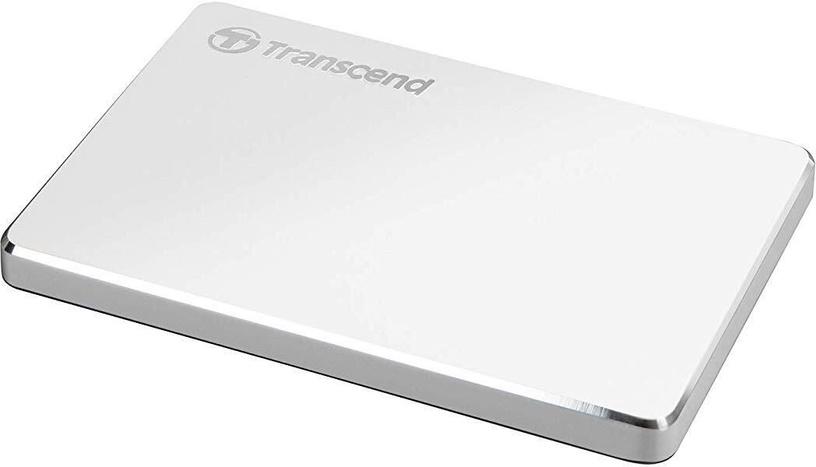 "Transcend StoreJet 25C3S 2.5"" 1TB Silver"
