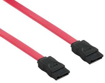 4World Cable SATA / SATA Red 0.5m