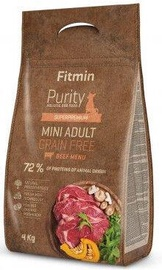 Fitmin Purity Mini Adult GF Beef 4kg